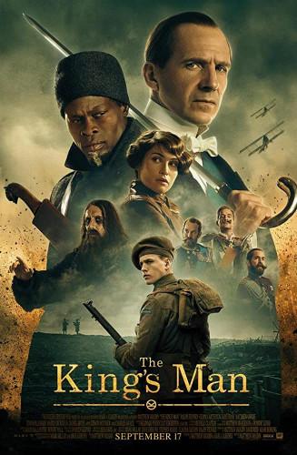 KING`S MAN: ПЪРВА МИСИЯ - 2D