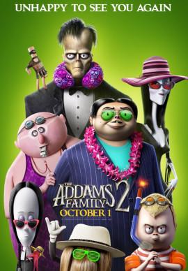 Семейство Адамс 2 2Д
